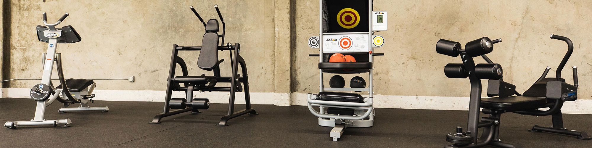 Gym design and fitness equipment from CYC Fitness