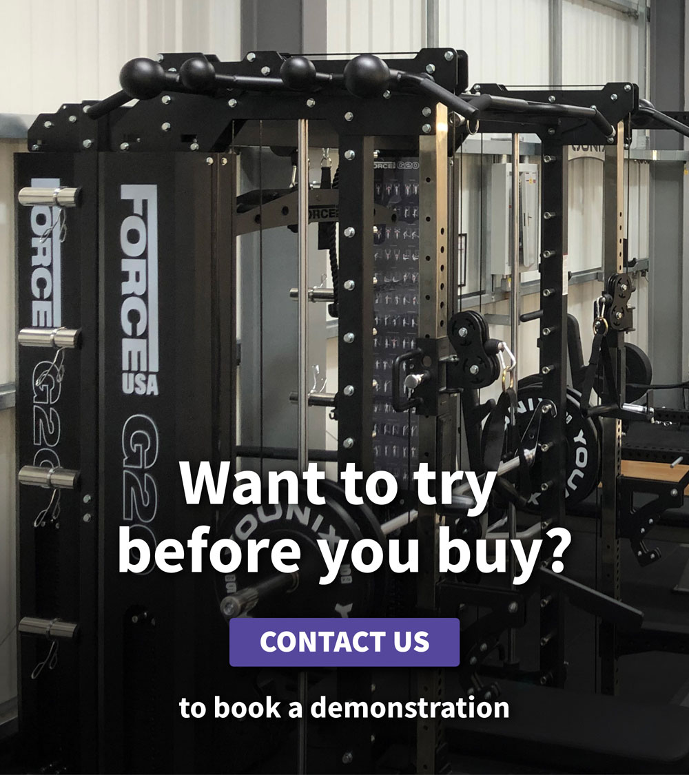 Want to try before you buy? Contact us to book a demonstration