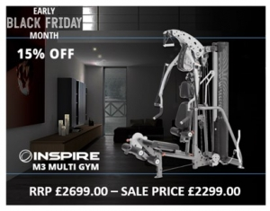 The magnificent Inspire M3 at a great Black Friday price.