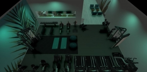 Boutique gym design and facility planning available at CYC Fitness.