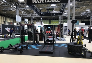 BP Fitness Trade Show, NEC Birmingham