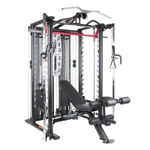 Inspire Fitness Smith Cage System - Available Exclusively From CYC Fitness.