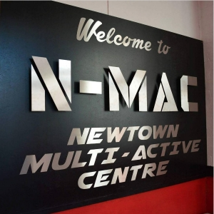 N-MAC Gym, Newtown