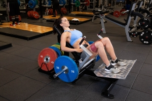 Nautilus Glute Drive in stock and available to order from CYC Fitness.