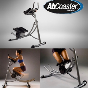 The Ab Coaster PS500 - Changing home fitness from the core