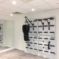Training Wall functional training solution at Nuffield Health, British Gas
