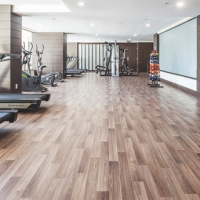 Break new ground with our exceptional fitness flooring