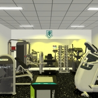 Fitness transformation at Darland High School