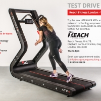 HiTrainer Test Drive Event - Reach Fitness, Clapham, 26th July 2017
