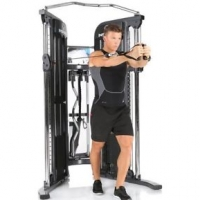 Inspire Fitness FT1 Functional Trainer - Designed with complete versatility and limitless options