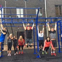 New Outdoor Functional Training Area At Club Kingswood!