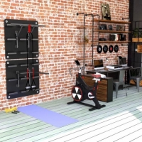 Sleek office fitness with Training Wall®