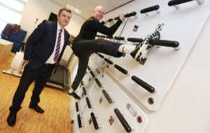 Training Wall® a first for North as SciFit moves Redcar home