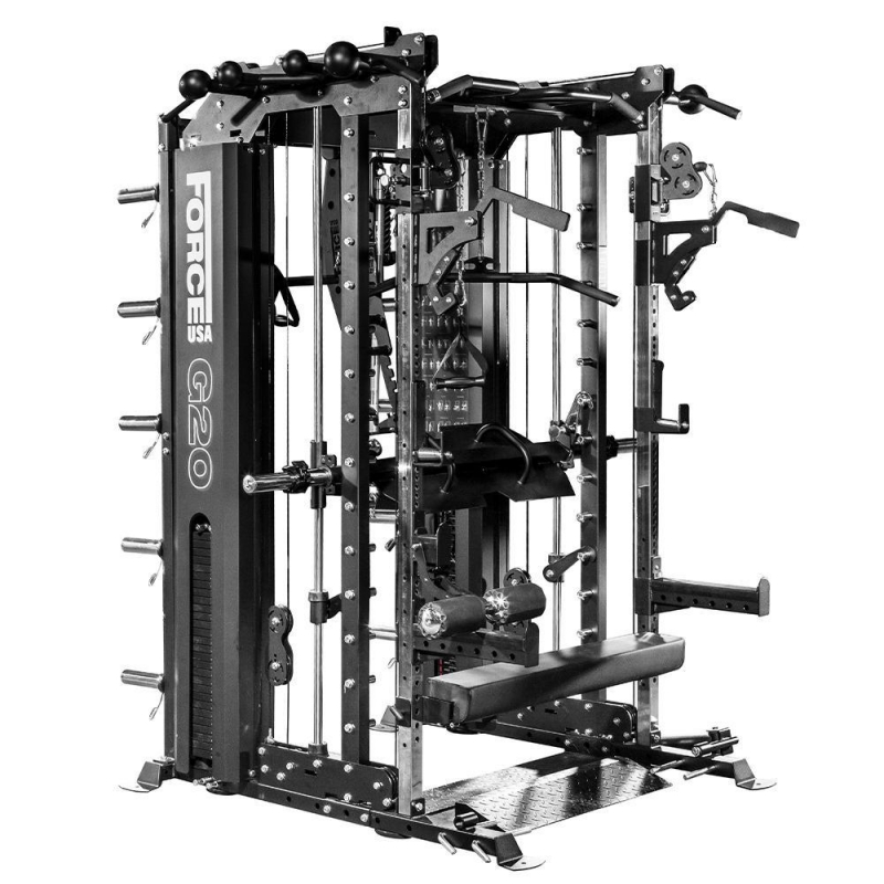 G20 With Lat Pull Down