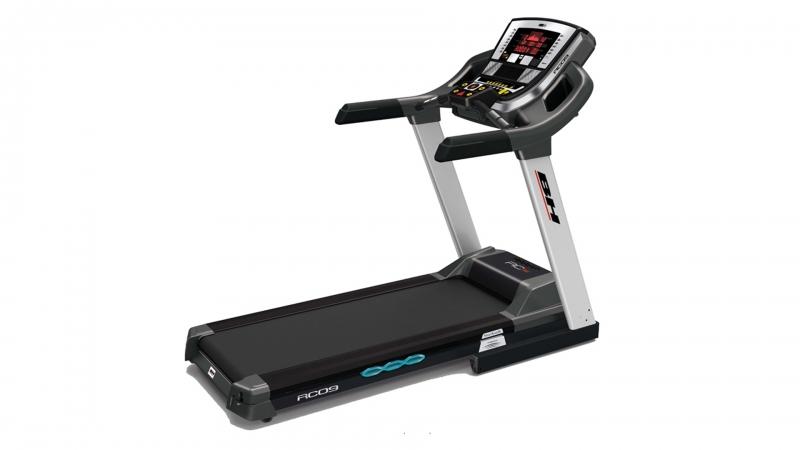 I.RC09 Dual Treadmill