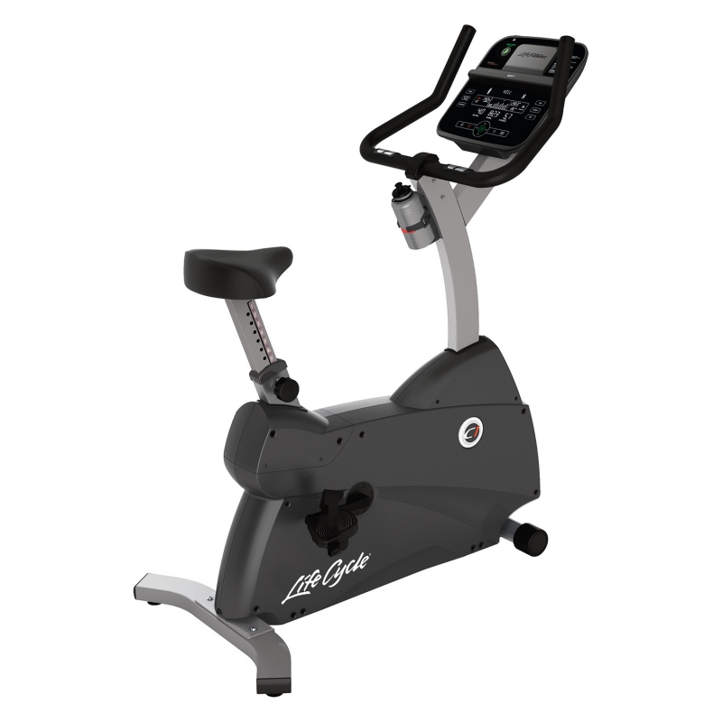 Life Fitness C1 Upright Cycle with Track Connect