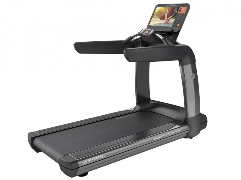Life Fitness Platinum Series Discover SE3HD Console (Titanium)