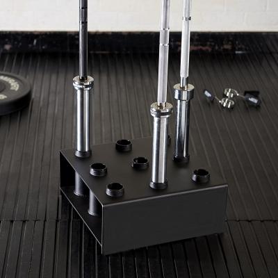 Swiss Barbell 9 Bar Cube Holder