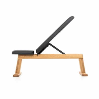 Weight Bench Oak