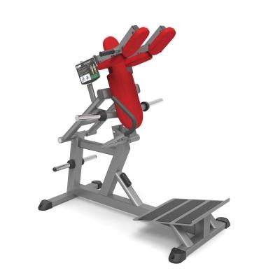 Iso Lever Squat Machine