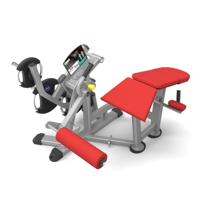 Iso Lever Leg Curl