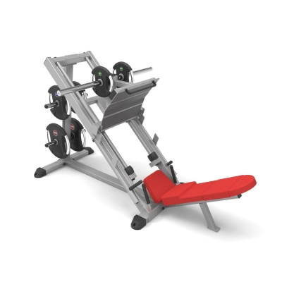 Olympic Incline Leg Press