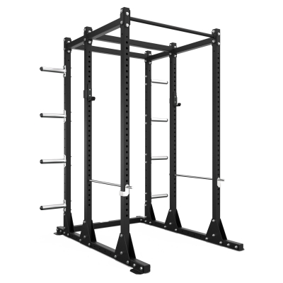 2.2M Upright Power Rack With Weight Holders