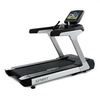CT900ENT Black/Silver Treadmill