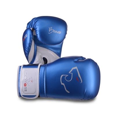 Alpha Boxing Gloves Matt Blue