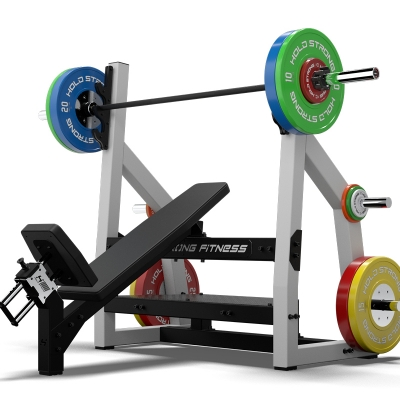 HOLD STRONG Fitness ELITE Olympic Incline Bench