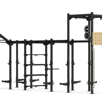 ELITE RIG Fitness Tower incl. Storage (Freestanding and expandable)