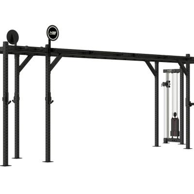 HOLD STRONG Fitness Freestanding ELITE RIG/BRIDGE