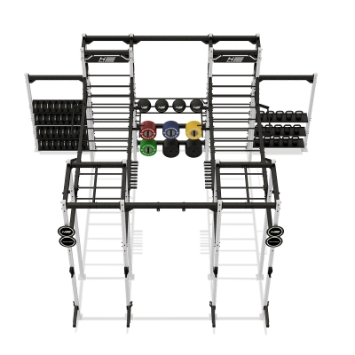 HOLD STRONG Fitness ELITE RIG - Freestanding Athletic Bridge