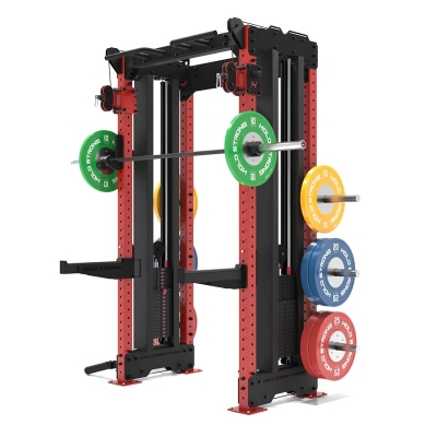 Hold Strong Athletic Rack