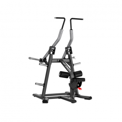 ISO Lever Lat Pulldown