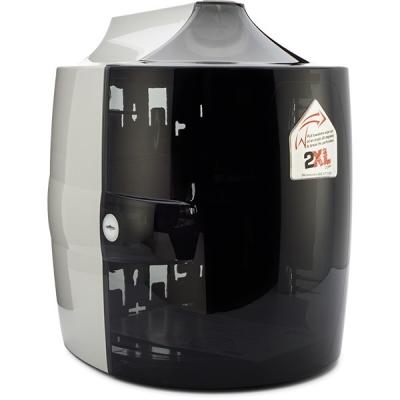 Contemporary Dispenser - Black