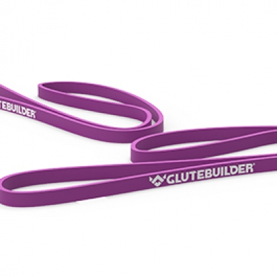GLUTEBUILDER® POWER BAND – MINI PURE PURPLE (PAIR)