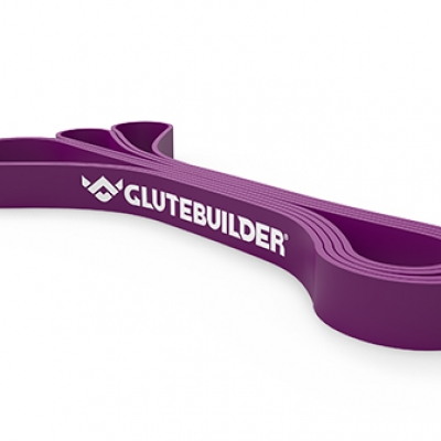 Glutebuilder® Power Band – Pure Dark Purple