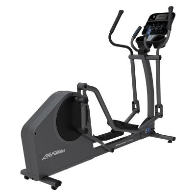 Life Fitness E1 Elliptical  Track Connect Console