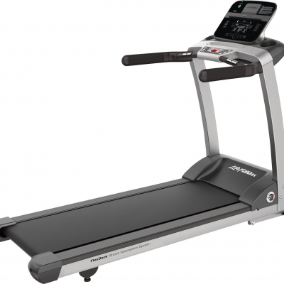 Life Fitness T3 Non-Folding Treadmill With Track Connect Console