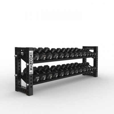 Low Stacker Dumbbells
