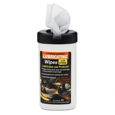Lubricating Wipes