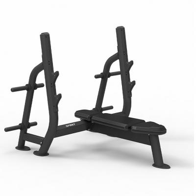 Spirit Fitness Olympic Flat Bench