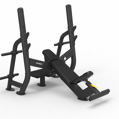 Spirit Fitness Olympic Incline Bench