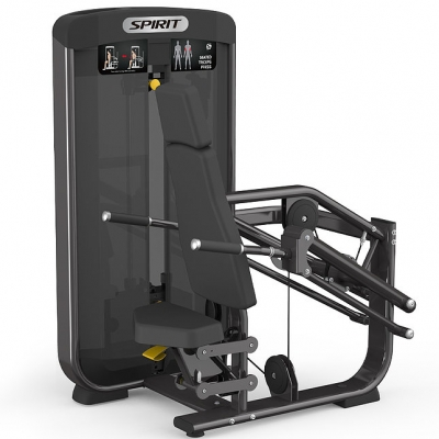 Spirit Fitness  Seated Tricep Press