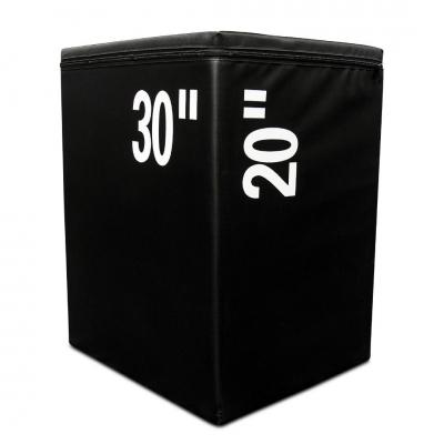 Swiss Barbell 3 In 1 Plyometric Box