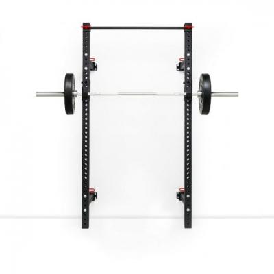 Swiss Barbell wall mounted foldable rack