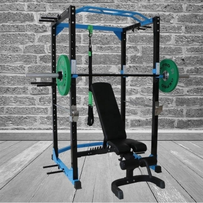 Swiss Barbell Power Cage