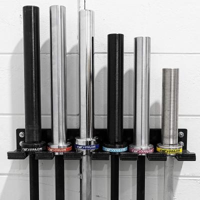 Vertical 6 Bar Storage